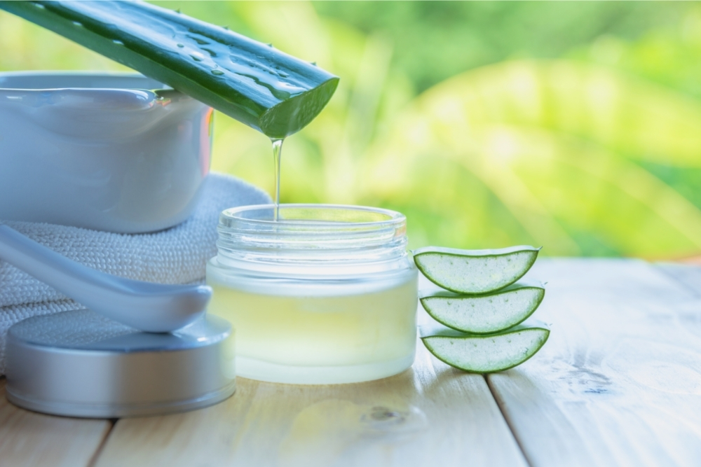 Is Aloe Vera good for acne scars?